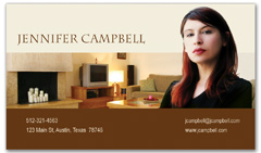 BCR-1000 - realtor business card
