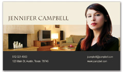 BCR-1001 - realtor business card