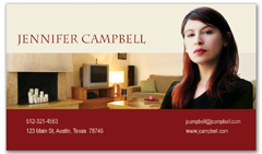 BCR-1002 - realtor business card