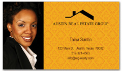 BCR-1005 - realtor business card