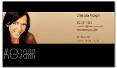 BCR-1012 - realtor business card