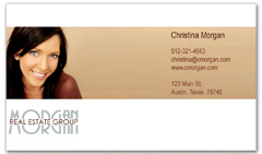 BCR-1014 - realtor business card