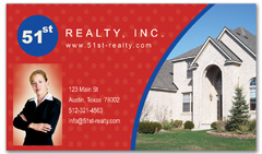 BCR-1016 - realtor business card