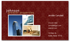 BCR-1020 - realtor business card