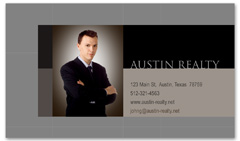 BCR-1031 - realtor business card