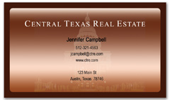 BCR-1038 - realtor business card