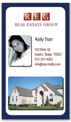 BCR-1040 - realtor business card