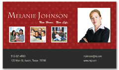 BCR-1043 - realtor business card