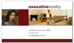 BCR-1050 - realtor business card