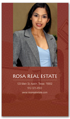 BCR-1052 - realtor business card