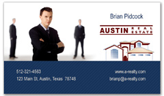 BCR-1054 - realtor business card