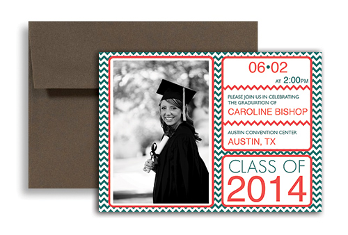 graduation invitation template gi 1167 2014 zebra template graduation