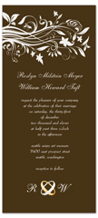 Engagement Announcement Printable Wedding Invitation